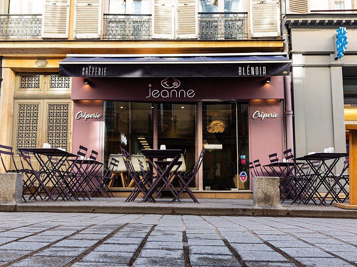 Photo Jeanne – Blé Noir