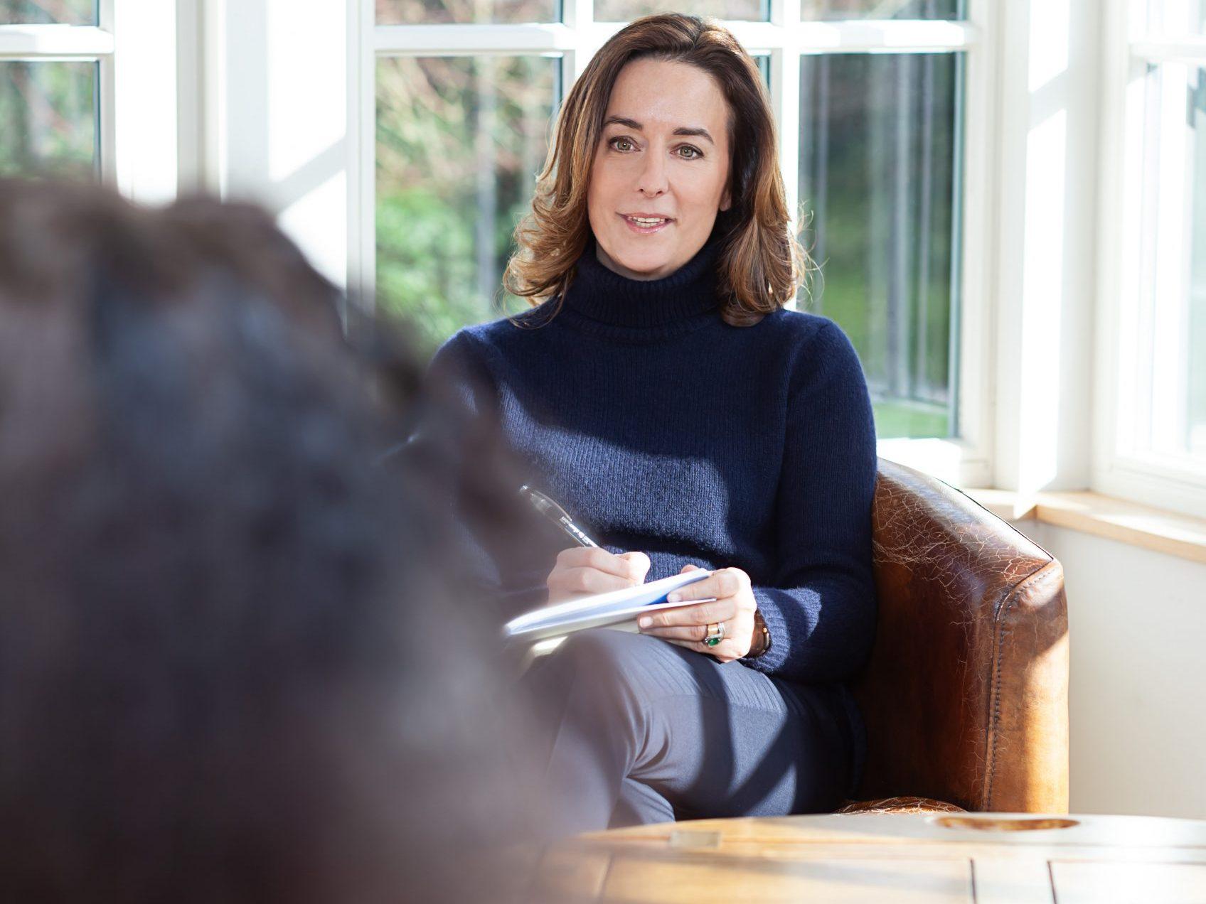 Photo Raphaèle de Montangon – Psychologue Coach, vie professionnelle & carrière