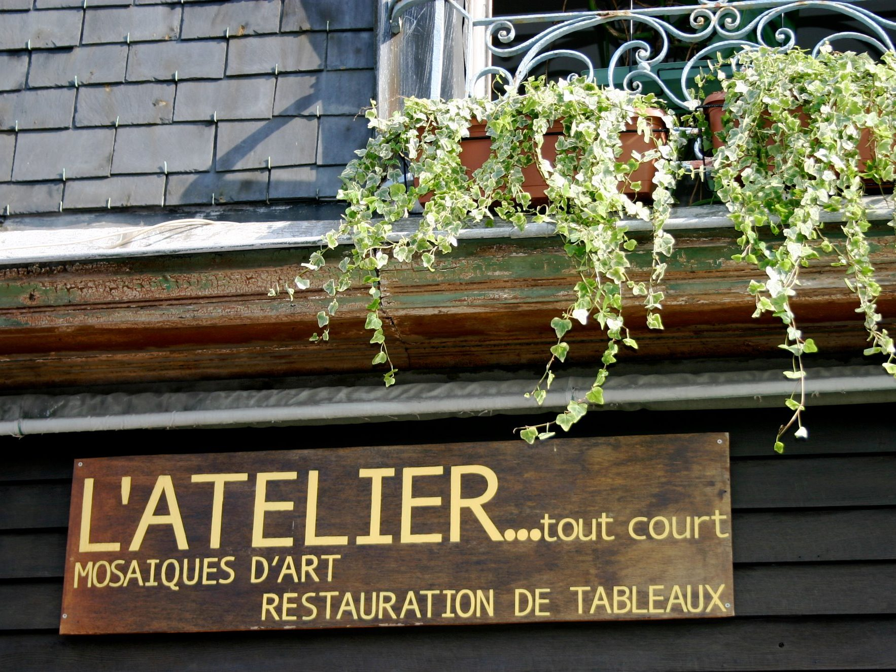 Photo L'Atelier… tout court