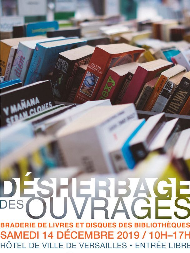 Désherbage des ouvrages