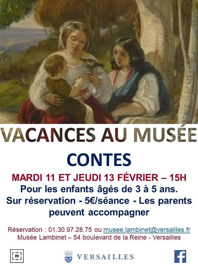 Contes au musée