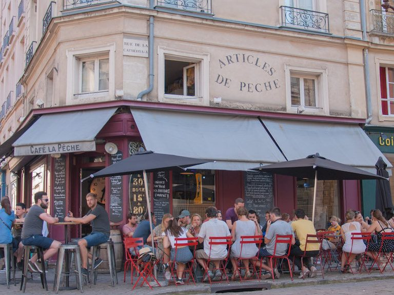 Photo Café La Pêche