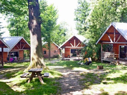 Photo Camping Huttopia