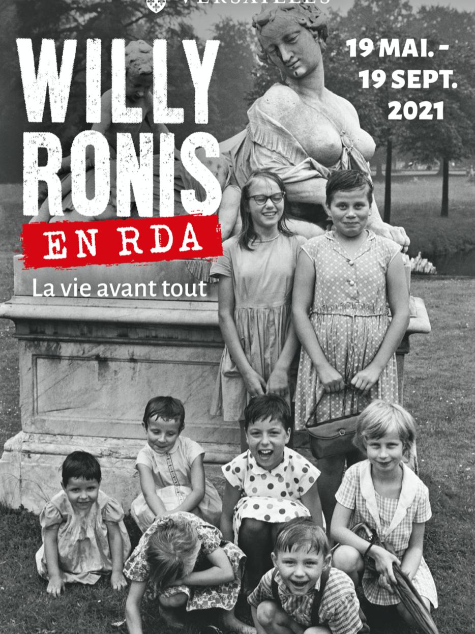 WILLY RONIS EN RDA   La vie avant tout
