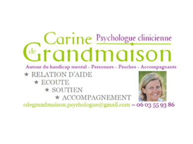 Photo Psychologue autour du handicap mental – Personnes, Proches, Accompagnants