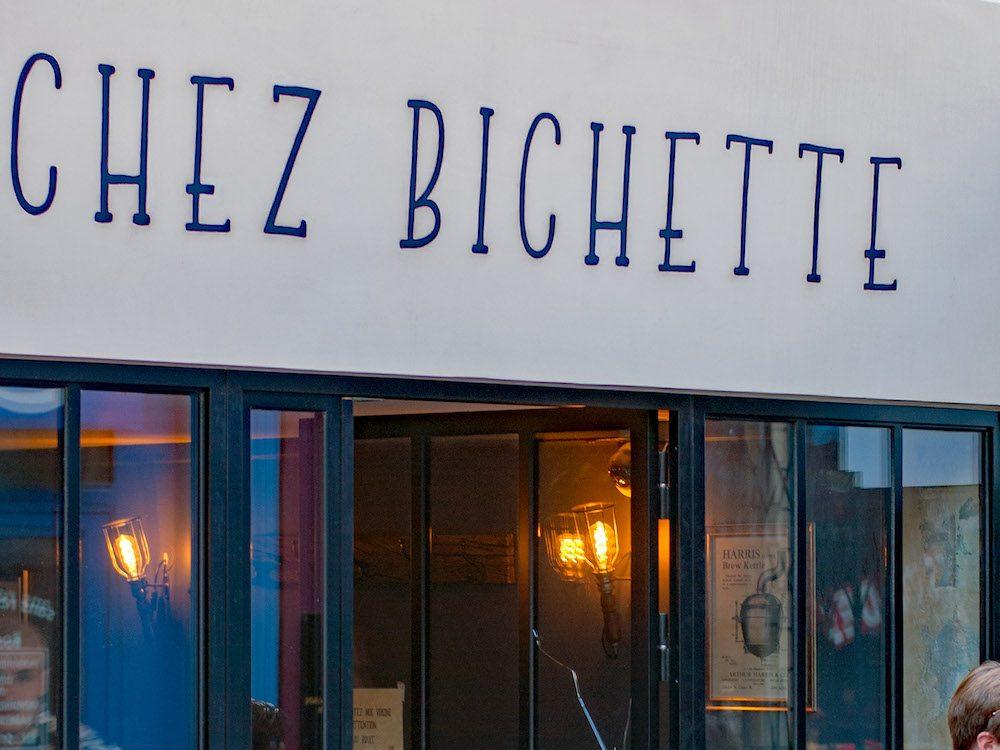 Photo Chez Bichette