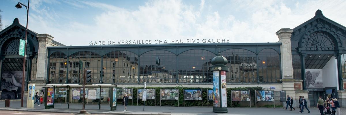 Gare Versailles Rive-Gauche © AnnaClick