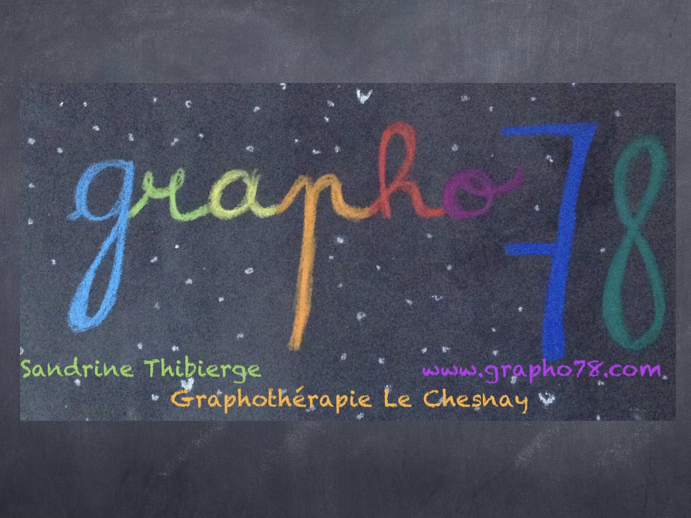 Photo Grapho78 – Sandrine Thibierge – Graphothérapeute