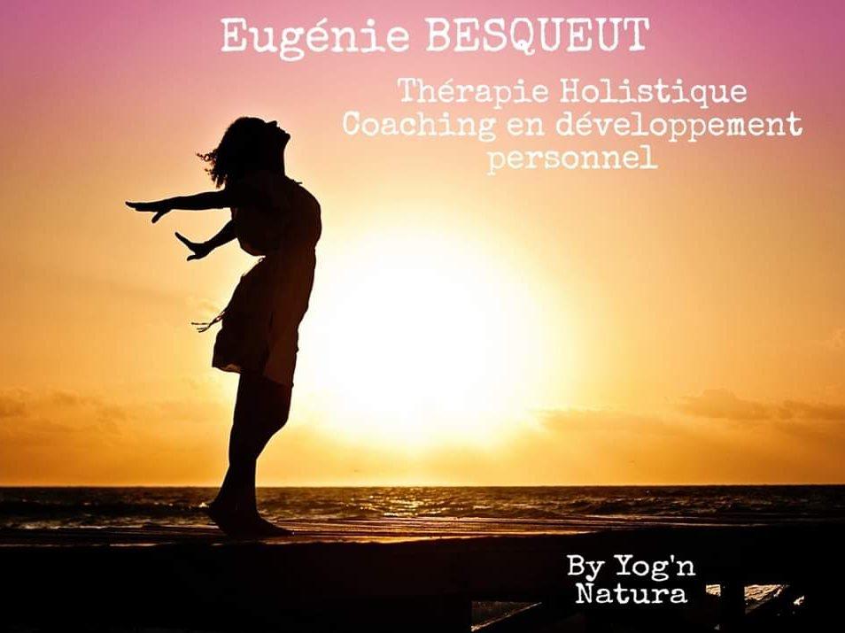 Photo BESQUEUT Eugénie – Thérapie holistique brève et coaching en développement personnel