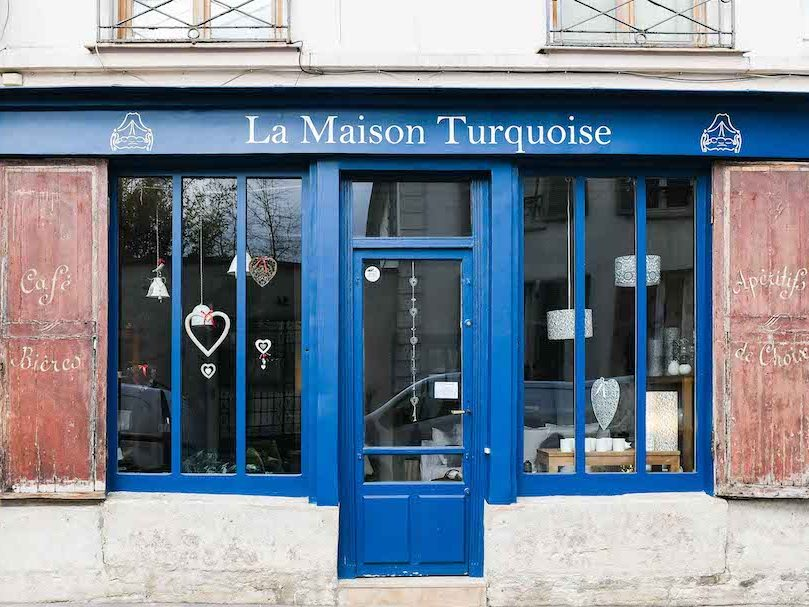 Photo La maison Turquoise