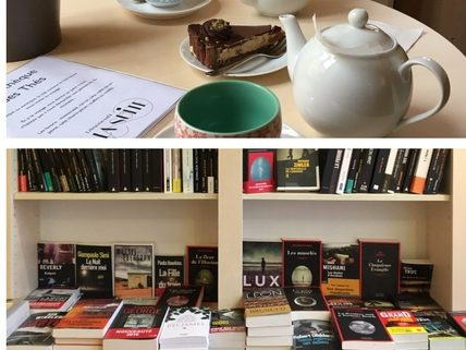 Photo Librairie Café La Suite