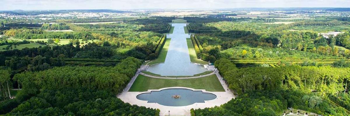 Le parc du château © Runningtour