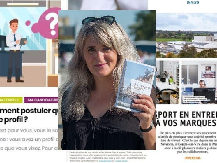 Photo Corinne Martin-Rozès – Plume freelance, blogueuse & auteure
