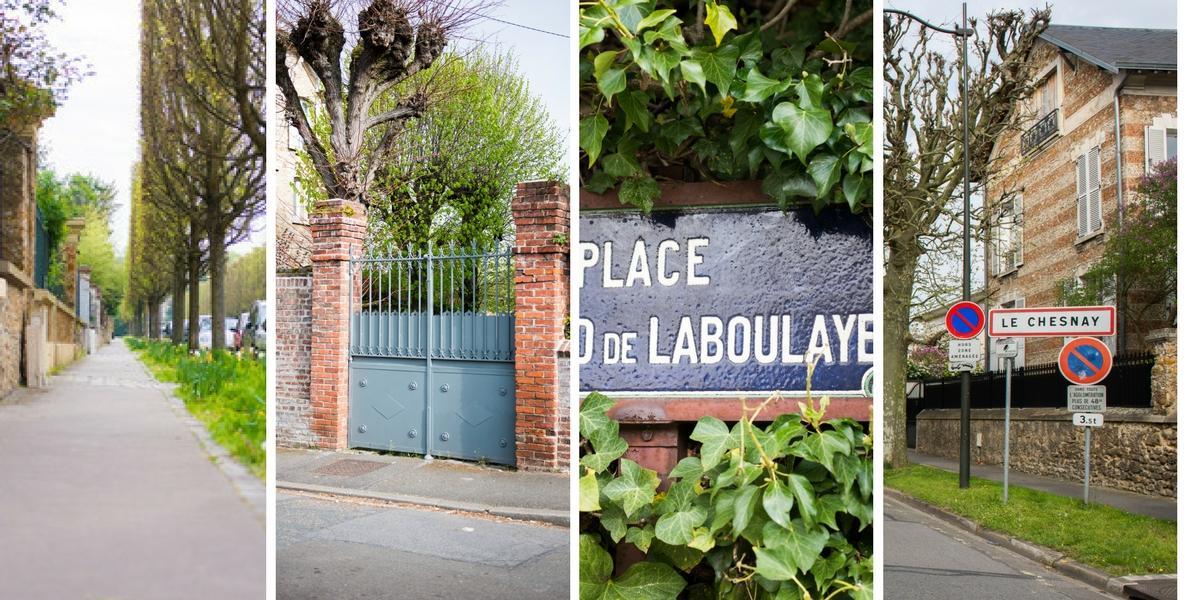 Le quartier autour de St Antoine de Padoue © AnnaClick