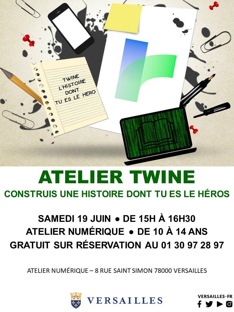Atelier Twine